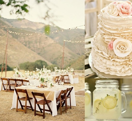 Wedding Decorations Vintage Themes Outdoor Ideas