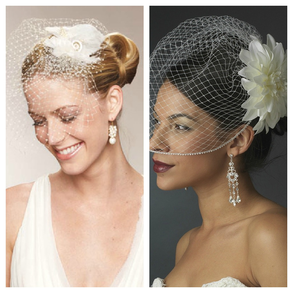 Hot Trends- Wedding Hair Accessories