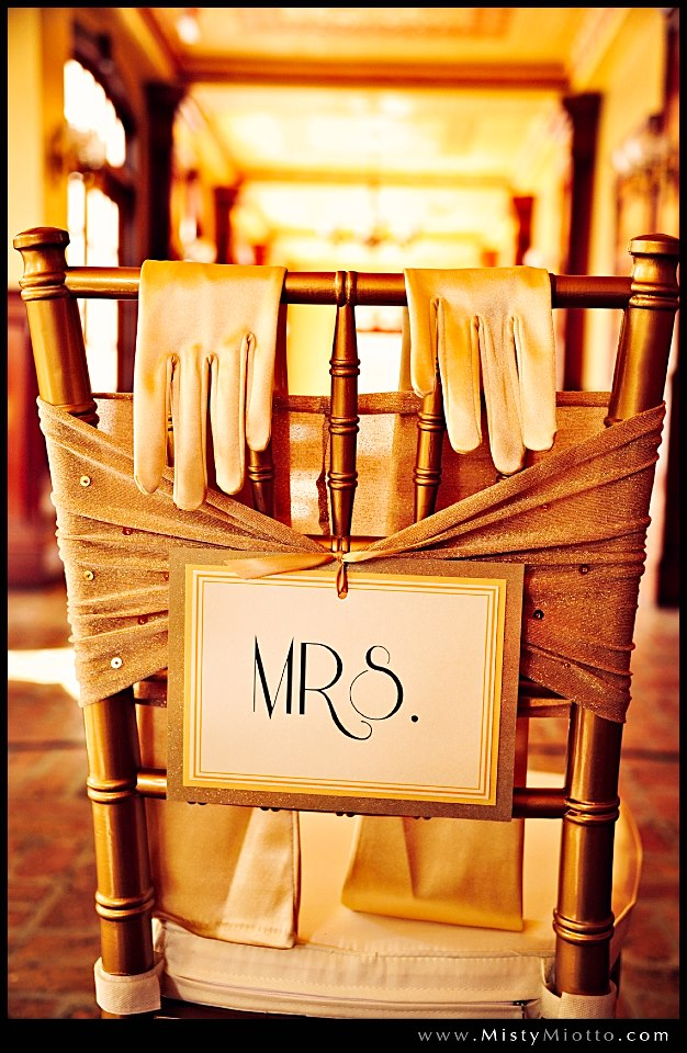 Mrs Signs coordinating with Invitations Dogwood Blossom Stationary A Chair Affair Blog