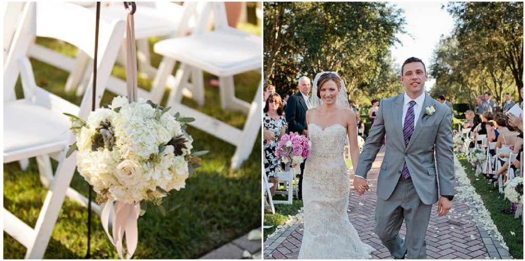 Reunion Resort Florida weddings Lee James Floral A Chair Affair Blog La Dolce Vita Photography