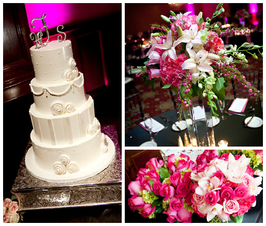 Real Wedding, Petals by Design, Sugar Suite, A Chair Affair blog