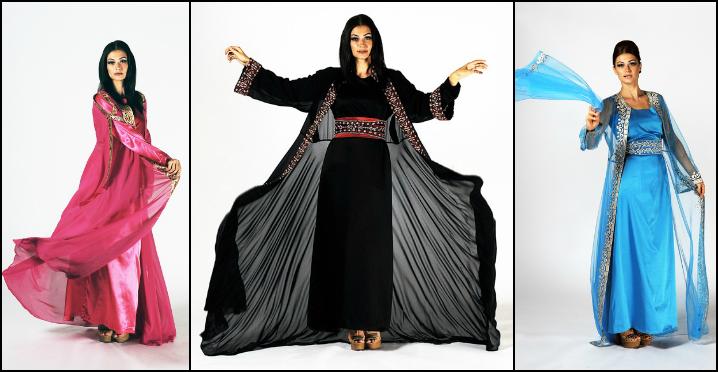 Arabian Nights Exotic Wedding Gowns