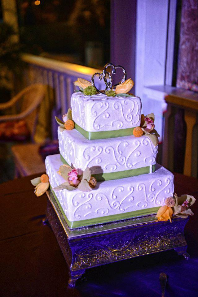 Cake Art Affair : Pin Chair Affair Florida Receptions Orlando Weddings Cake ...
