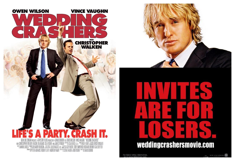 wedding crashers: