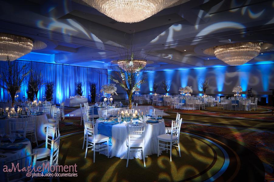 peabody hotel orlando ice castle wedding heather and chris. Black Bedroom Furniture Sets. Home Design Ideas