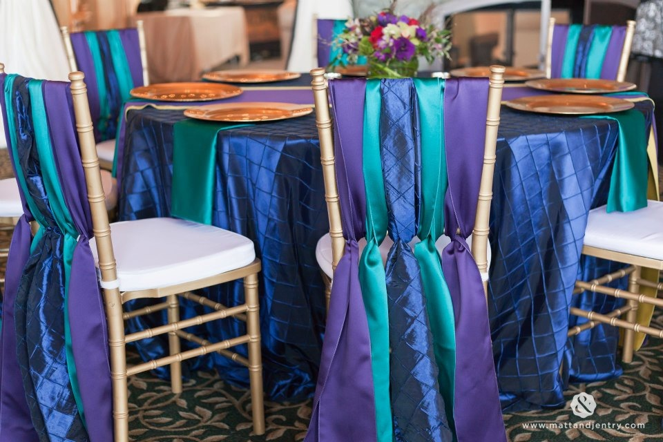 Matt and Jentry Photographers Chiavari Chair trends