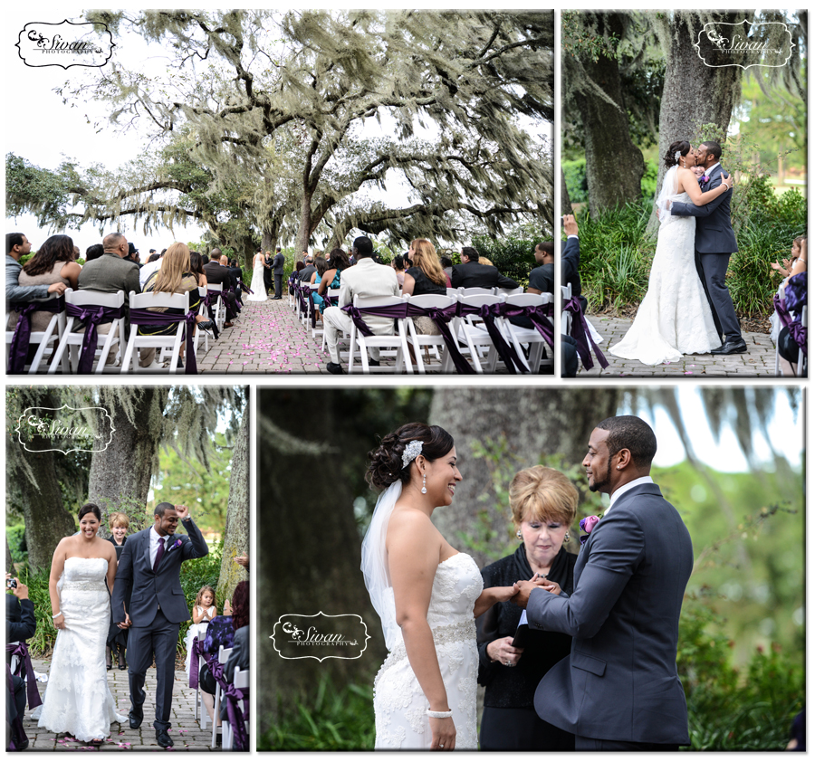 a chair affair, orlando ceremony, historic dubsdread ballroom, sivan photography 1
