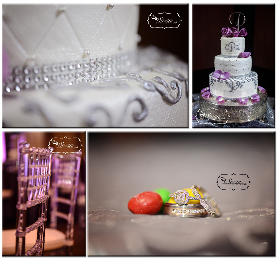 a chair affair, orlando reception, historic dubsdread ballroom, sivan photography, cakes by desigh 3