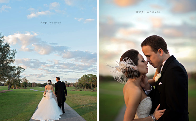 Interlachen Country Club: Kristen & Matt