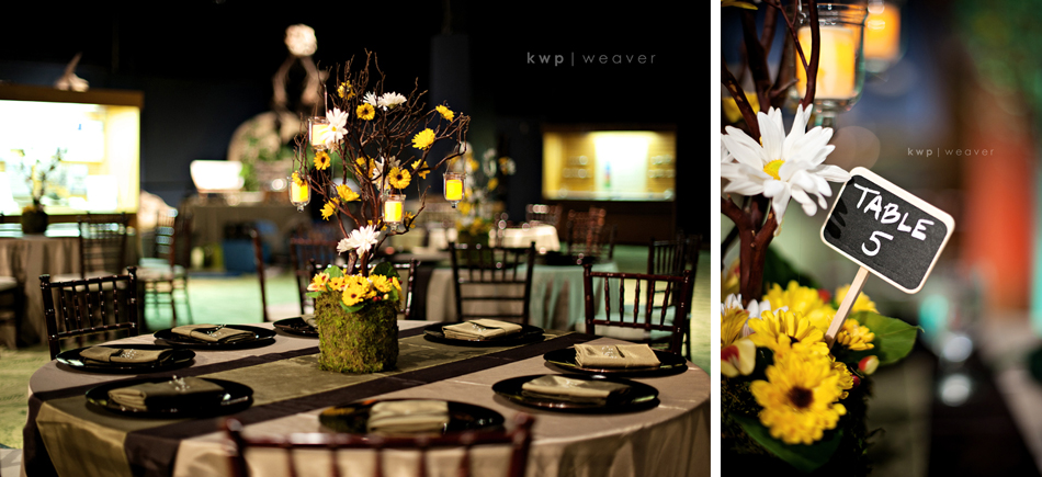 a chair affair, orlando reception, orlando wedding, orlando science center, kristen weaver photography, windermere flowers and gifts 5
