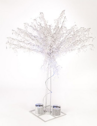 A Chair Affair, New Product, Crystal Trees, Wedding Inspiration, Wedding Idea