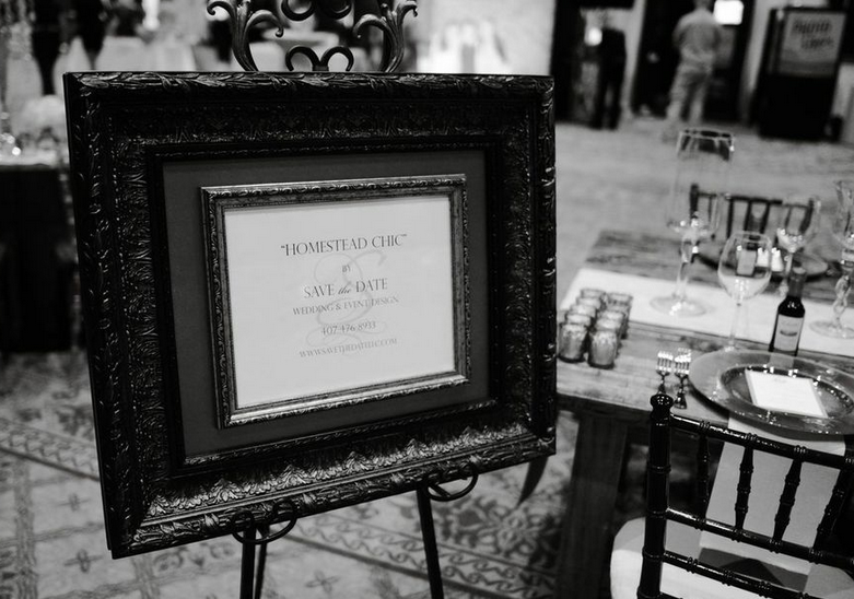 Save the Date, PWG Bridal Show, Orlando Bridal Show, A Chair Affair, Wedding Inspiration