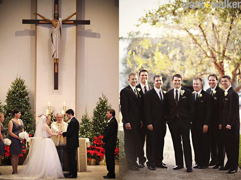 St margaret mary catholic church, florida weddings, clark walker studio, a chair affair 1