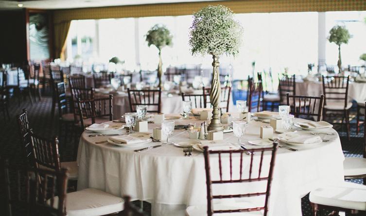 A Chair Affair Orlando Receptions Weddings Eau Gallie Yacht Club