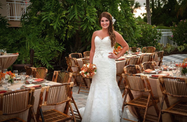 International Palms Resort: Autumn Wedding Photo Shoot