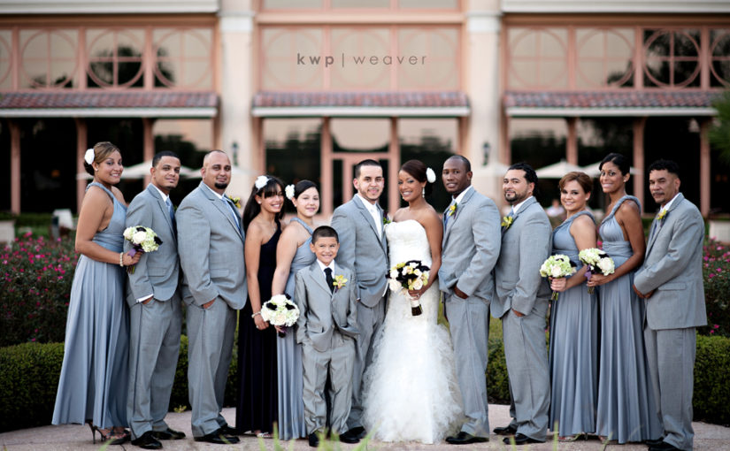 Rosen Shingle Creek: Katherine and David