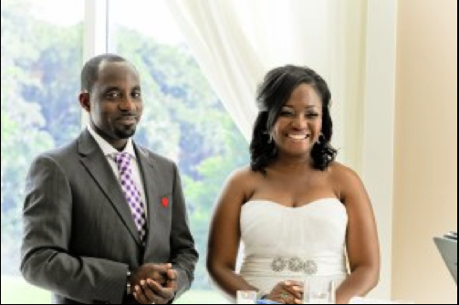 Lake Mary Events Center: Bukola and Frances