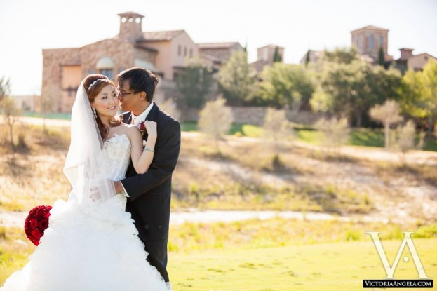 Bella Collina: Ray and Clare