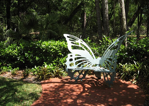 A Chair Affair, Federation of Garden clubs 2