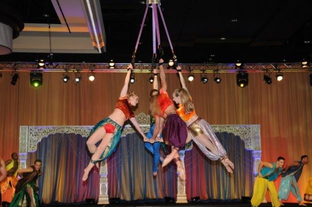 Hyatt Regency Orlando: The Grand Tour Gala 2013