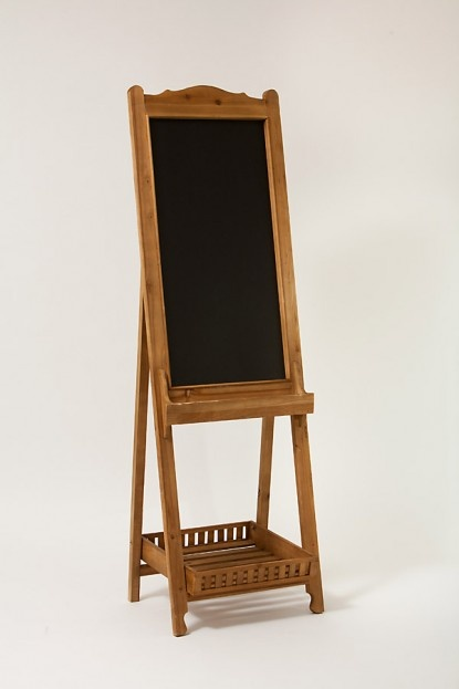 A Chair Affair, Chalkboard