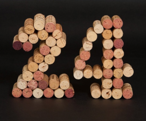 A Chair Affair, Cork Numbers