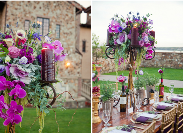 Jenna Michele Photography, Bella Collina, A Chair Affair, reception table
