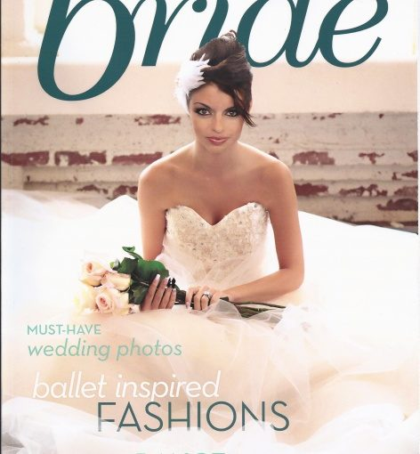 Ashley and Rafer Featured in Central Florida Bride Summer/Fall 2013