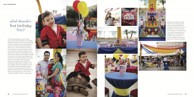 JPhotography, Hyatt Regency Orlando, A Chair Affair, Circus birthday