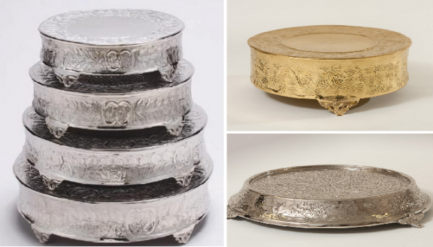 New Product: Cake Stands