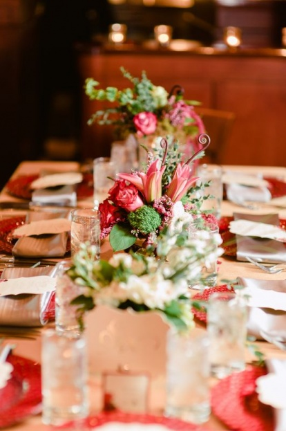 Errol Colon Photography, A Chair Affair Rentals, Flemings Winter Park, Tabletop Floral