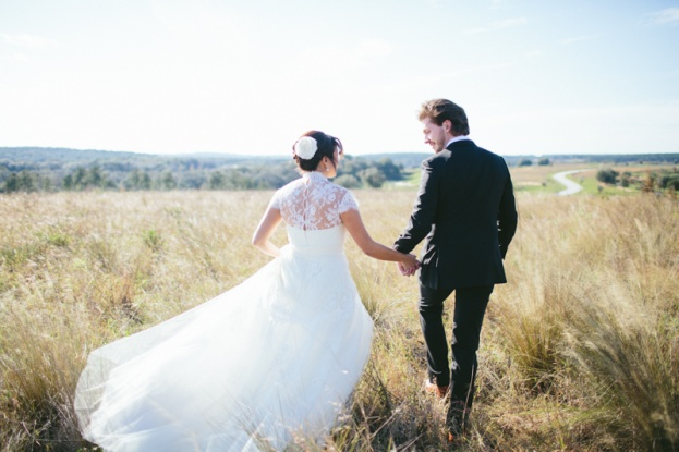 Bella Collina: Isabel and Andrew