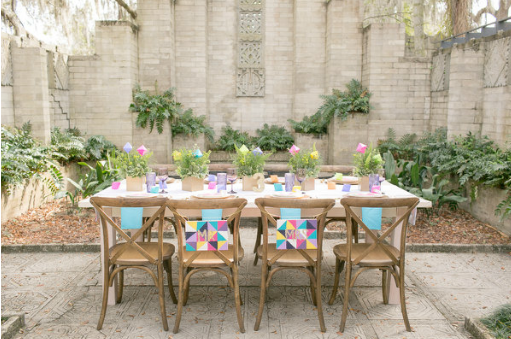 Amalie Orrange, RW Events, Cypress Grove Estate House, A Chair Affair a