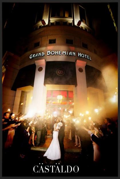 Grand Bohemian Orlando Hotel Danielle And Chris A Chair