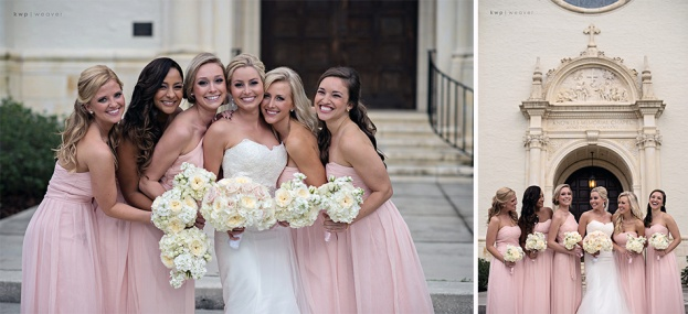 The Citrus Club, Kristen Weaver Photography, An Affair to Remember, A Chair Affair pink wedding