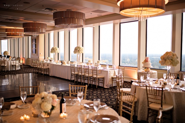 The Citrus Club, Kristen Weaver Photography, An Affair to Remember, A Chair Affair chiavari chairs