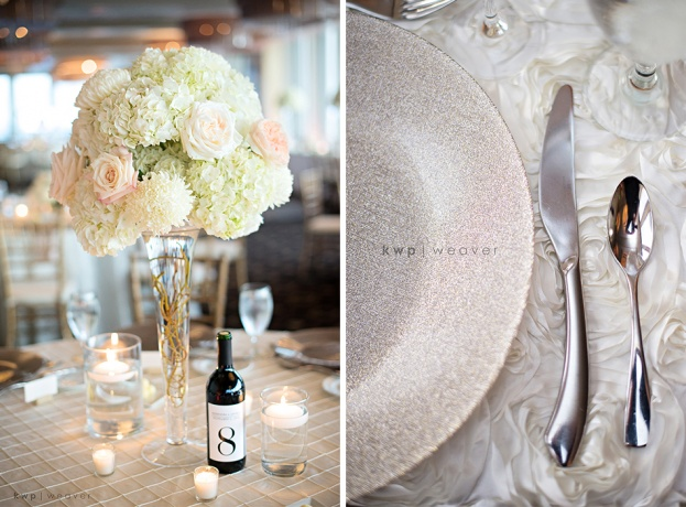 The Citrus Club, Kristen Weaver Photography, An Affair to Remember, A Chair Affair sparkly charger