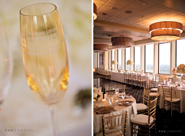 The Citrus Club, Kristen Weaver Photography, An Affair to Remember, A Chair Affair pink and gold wedding