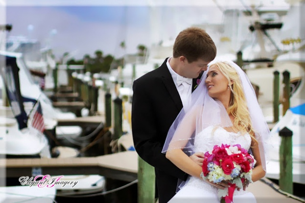 Katie and Deric: Eau Gallie Yacht Club