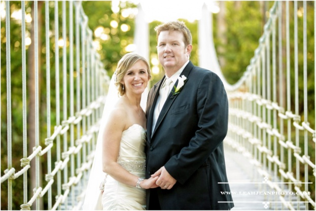 Hyatt Grand Cypress: Jen and Tyler