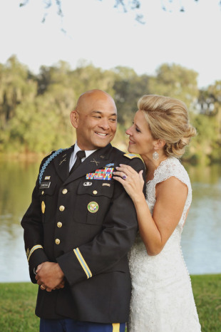 Featured on Occasions Online: Linda and Paul Vow Renewal