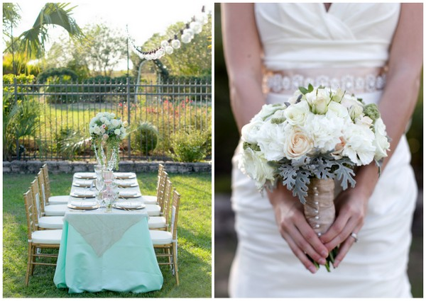 ... Mint Green Wedding Decoration Ideas ...