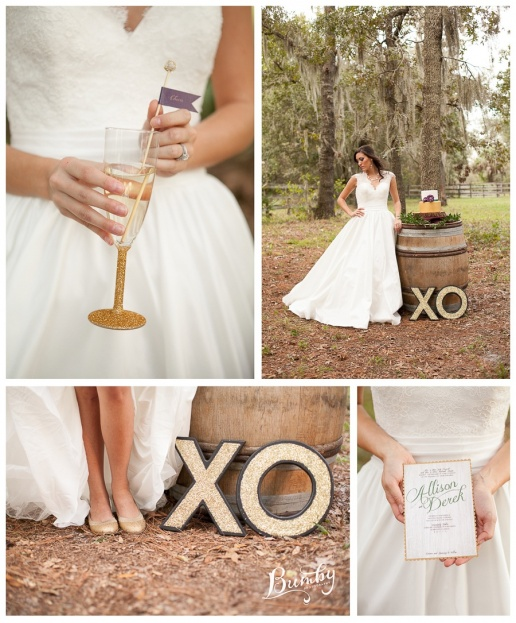 Bumby Photography-A Chair Affair-Bride Wedding Dress Invitations-Rustic Glam Wedding Photo Shoot-Orlando Weddings