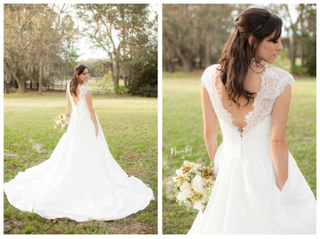 Bumby Photography-A Chair Affair-Wedding Dress Bride-Rustic Glam Wedding Photo Shoot-Orlando Weddings