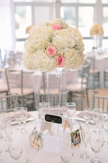 KT Crabb Photography, A Chair Affair, reception decor details on cloral centerpiece, Orlando Wedding