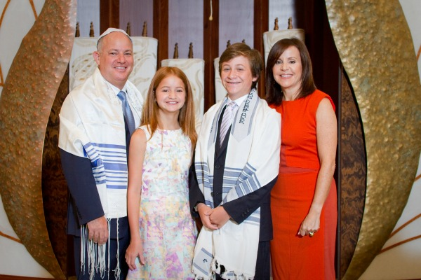 Media Feature: Lily's Fashion & Golf Inspired Bat Mitzvah