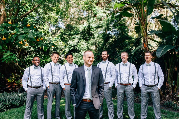shutterlife productions, a chair affair, groom with groomsmen, orlando weddings