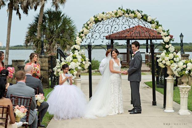 A Chair Affair Estate On The Halifax Ceremony Picture With Pergola Orlando Wedding