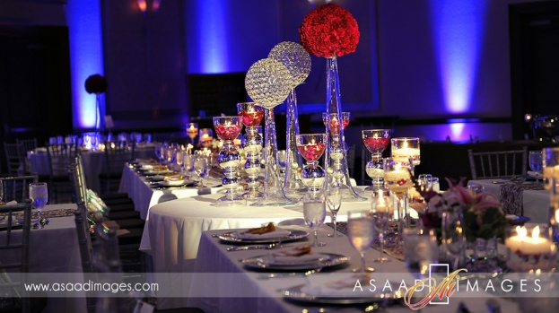 Asaad Images, Jaimeen and Kelly, Centerpieces