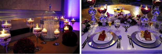 Asaad Images, Jaimeen and Kelly, Table Settings